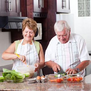 Fighting Senior Foodborne Illness with Food Safety Practices at Home
