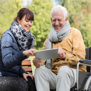National Family Caregivers Month – Honoring People Making Lives Better