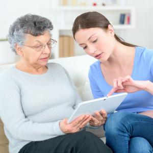 Give Grandma the Gift of (Safe) Social Media This Christmas