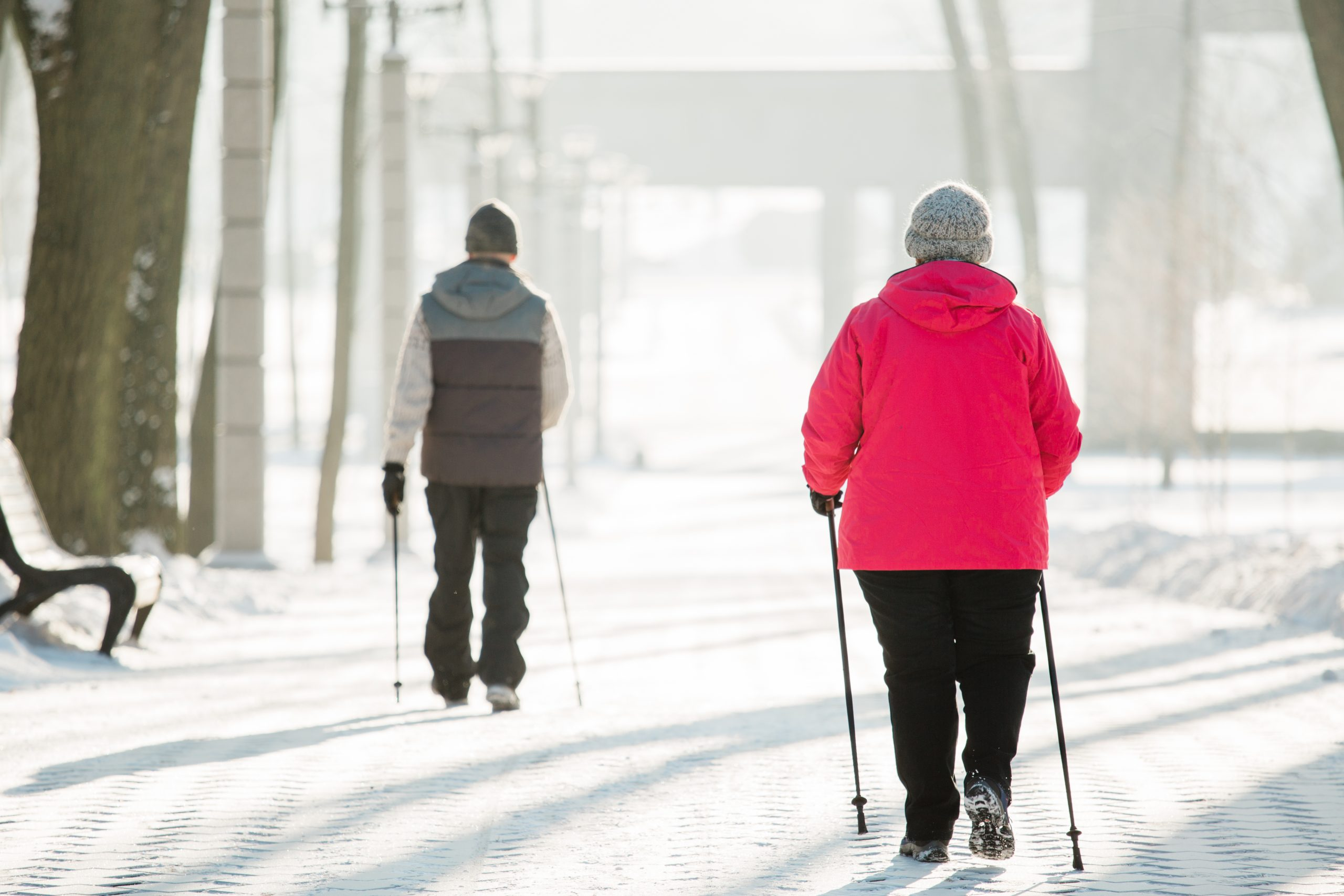 9 Tips to Keep Seniors From Falling This Winter