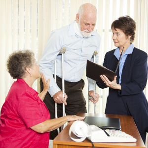 Advocate Protecting Seniors' Rights – Long Term Care Ombudsman