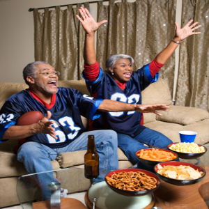 Sharing Senior Loved Ones' Football Memories and Making New Ones