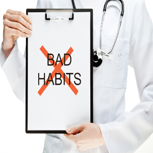 Unhealthy Habits – Doctors & Other Care Professionals Help Break Them