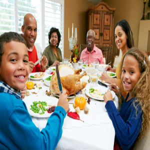 24 Valuable Tips & Techniques for Healthy Family Holiday Meals