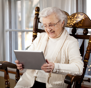 Want a Cellular Data Plan with That Tablet for Your Senior? Should You?