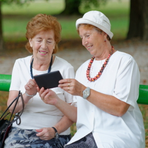 Healthy Lifestyle Choices – Another Benefit of Technology for Seniors