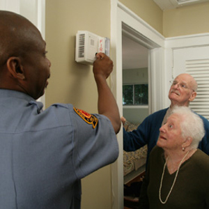 Essential Safety & Warning Devices for Seniors' Homes