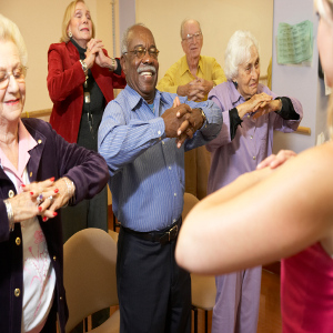 Beating Senior Loneliness & Isolation – and Having Fun – at a Senior Center