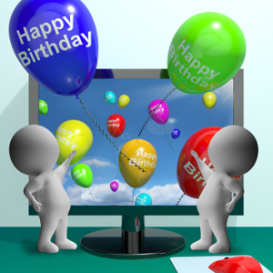 Happy Birthday World Wide Web! Are Your Senior Loved Ones at the Party?