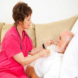 Seniors Returning to the Workforce As Paid Caregivers to Other Seniors