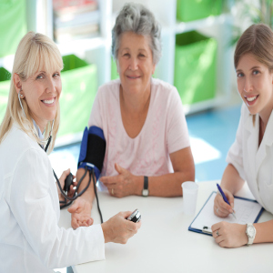 Medical Notetakers: At the Doctor's Office When Family Caregivers Can't