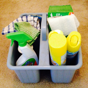New Approach to Spring Cleaning Season for Family Caregivers of Seniors