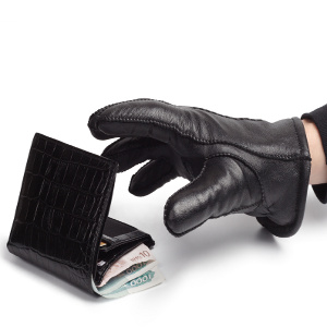 Stolen Wallet? Could What's in Yours Make You an Identity Theft Victim?