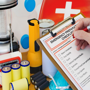 Emergency Preparedness for Aging in Place Seniors with Chronic Disease