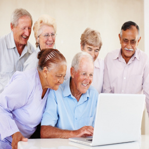 Seniors & the Web: Growing Numbers Online & Many Reasons for More
