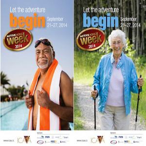 Active Aging Week – Promote Senior Health & Let the Adventure Begin!