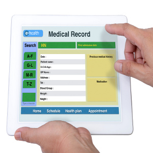 Personal Health Data Dashboard – Set Up Your Senior's Patient Portal