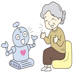 Robot Caregivers: Assistance on the Way for Seniors & Family Caregivers