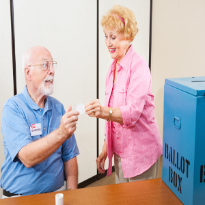 Senior Volunteers Enhance Their Own Lives While Serving Others