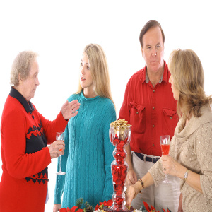 Holiday Family Gatherings: A Time for Enjoyment & Meaningful Discussions
