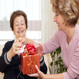 Solving the Annual Holiday Dilemma: Choosing Gifts for Senior Loved Ones