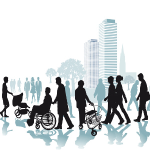 Walkable Cities Mean Safety and Socialization for Aging in Place