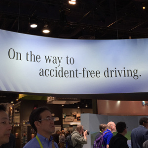 Autos at CES? Yes, Cars are Great Fit at World's Largest Innovation Event