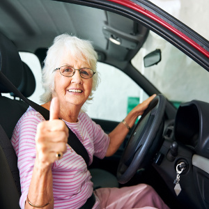 Seniors Behind the Wheel – When Safety Impacts Independence