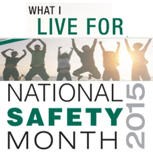 Preparing Seniors and Caregivers to Live Safely – National Safety Month