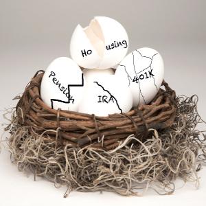 When the Nest Egg Cracks: Senior & Family Caregiver Financial Options