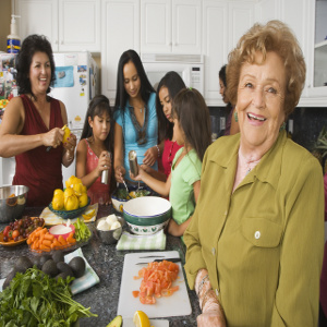Family Support For Seniors in Graying Population – Enough to Go Around?