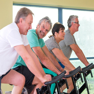 Fitness Activities to Help Seniors Achieve Successful Aging in Place