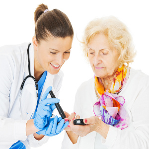 Alzheimer's, Dementia and Diabetes Connection — Tips for Caregivers