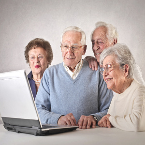 Connected Seniors – Proving the Web is a Destination for All Ages