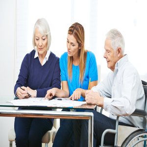Family Caregivers – Advocates and Worriers for Seniors' Well-Being