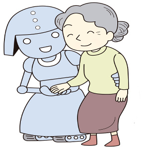 Latest in Caregiving Robotics – Responding to Emotions and Needs