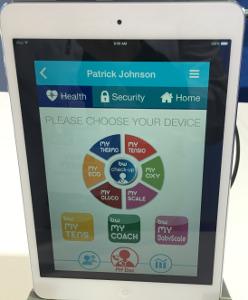ces multi health device app