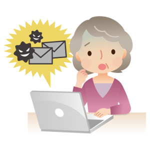 Email Safety for Seniors (and the Rest of Us) – Family Caregiver Quick Tip