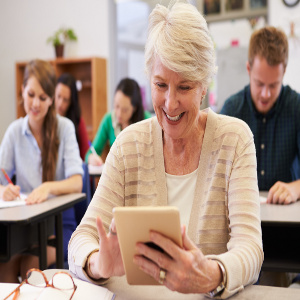 Lifelong Learning Has Benefits for Students of All Ages – Are You One?