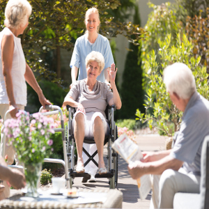 When Assisted Living is Right for Your Senior – Choosing the Right Assisted Living Facility