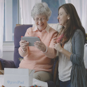 Tablet Tailored to Seniors' Needs – Conversation with grandPad on the Senior Care Corner® Show