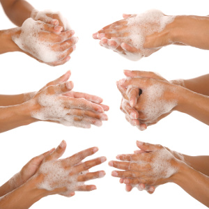 Washing Hands to Protect Seniors' Health — Family Caregiver Quick Tip