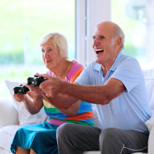 Are Your Seniors Gamers? If Not, They're Missing Out on Benefits