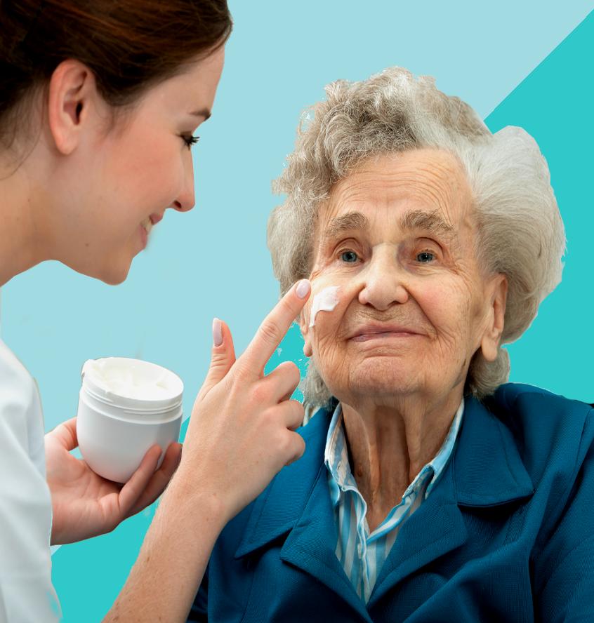 Protecting Fragile Senior Skin — Family Caregiver Quick Tip