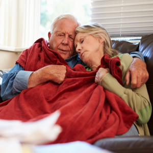 Senior Winter Cold Emergency Kit – Family Caregiver Quick Tip