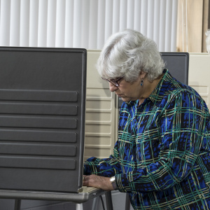 Election Time – Does Your Senior Need Help Casting Their Ballot?