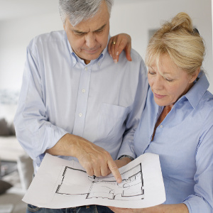 Modifying a Home to Age In Place – Family Caregiver Quick Tip
