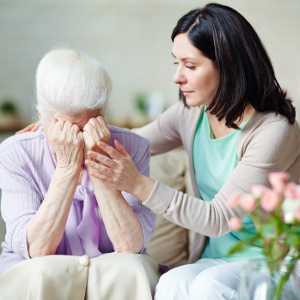 When Your Senior with Dementia Refuses to Go – Family Caregiver Tip