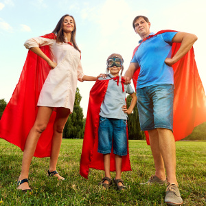 Thanking Family Caregiver Heroes – Family Caregiver Quick Tip