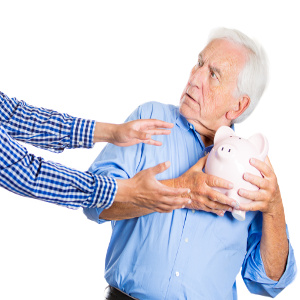 Protecting Seniors' Financial Well-Being – Family Caregiver Quick Tip